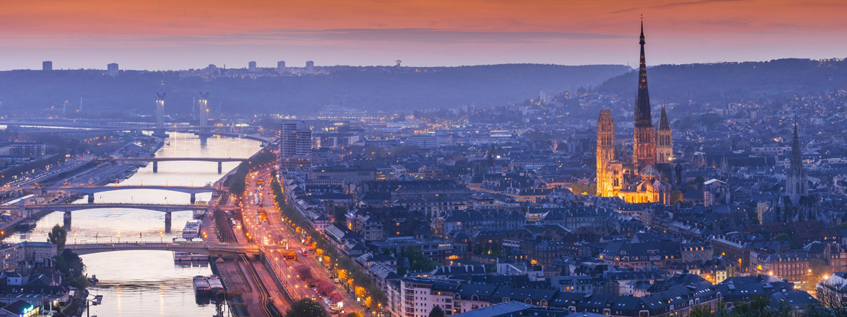 Centre de Rouen